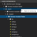 Dependency Viewer For Node Modules Visual Studio Marketplace